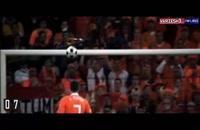 بهترین بازیکنان تاریخ تیم ملی هلند