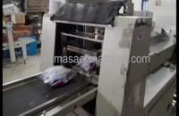 دستگاه بسته بندی ظروف پلاستیکی