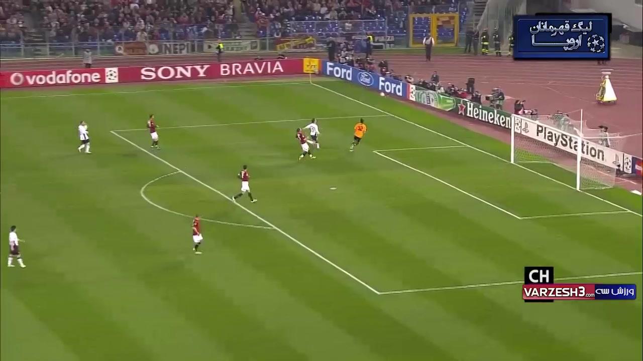 پیروزی خاطره انگیز تیم منچستریونایتد برابر رم