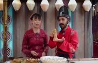 فرستادگان سرزمین پارس به جشن نیمه پاییز در چین