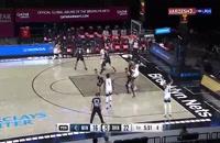 خلاصه بازی بسکتبال بروکلین نتس - مینه سوتا تیمبرولوز