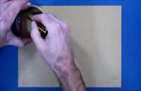 آموزش نقاشی سه بعدی لیوان