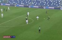 خلاصه بازی فوتبال ساسولو 0 - اینتر 3