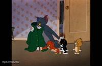 کارتون تام و جری با داستان سه قلوها