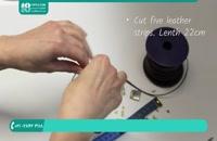 آشنایی با ابزار  مورد استفاده در ساخت دستبند چرمی