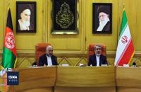 دیدار سرپرست وزارت امور خارجه افغانستان با وزیر کشور ایران
