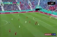 خلاصه بازی فوتبال سوئیس - اسپانیا
