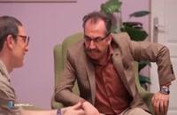 سکانس طنز آموزش زبان در سریال عطسه !!!
