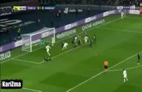 خلاصه بازی پاری سن ژرمن ۴ - بوردو ۳