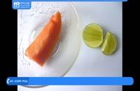 آموزش اسکراب | اسکراب پوست | طرز تهیه ماسک لیمو و پاپایا برای پوست چرب