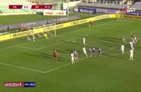 خلاصه مسابقه فیورنتینا 1 - اینتر 2