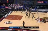 خلاصه بازی بسکتبال ممفیس گریزلیز - لس آنجلس کلیپرز