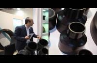 غرفه نمایشگاهی شرکت آبان بسپار پارسیان