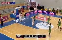 خلاصه بازی بسکتبال ایران - مالی (جام جهانی زیر19 سال)