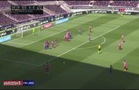 خلاصه مسابقه فوتبال بارسلونا 0 - اتلتیکومادرید 0