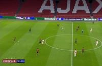 خلاصه بازی فوتبال آژاکس 0 - لیورپول 1