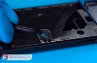 نحوه تعویض صفحه نمایش گوشی Google pixel 4A - فونی شاپ
