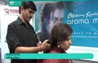 مراحل درست کردن ماسک طبیعی برای تقویت مو