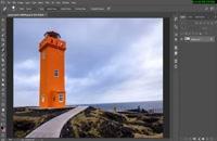 آموزش حذف قسمتی از عکس در فتوشاپ