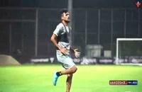 تمرینات تیم گوآ هند