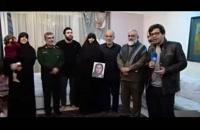 مادر شهیده فاطمه محمودی: هیچ کس نمیتواند ما را مجبور کند با صدا و سیما مصاحبه کنیم