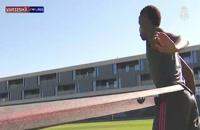 ادامه تمرینات رئالمادرید برای فصل 2020/21 لالیگا