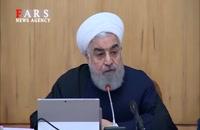 روحانی: هوای پاک جزو حقوق شهروندی است!