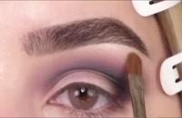 آموزش آرایش زیبا و شیک صورت