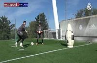 تمرینات امروز رئال مادرید با حضور ستارگان این تیم