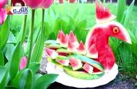 آموزش میوه آرایی(26)