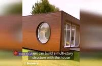 طراحی منحصر به فرد یک منزل