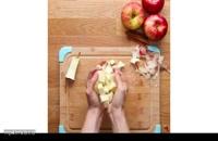طرز تهیه مارمالاد سیب بسیار سریع و ساده
