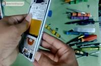 کالبدشکافی و تعویض باتری سونی اکسپریا Z1 - فونی شاپ