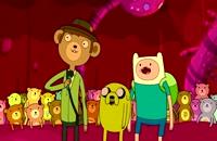 انیمیشن سریالی وقت ماجراجویی(ف2-ق11) – Adventure Time