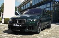 بررسی خودرو فوق العاده 2021 BMW Alpina D5 S