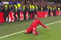 سرژ گنابری ستاره تیم بایرن مونیخ در لیگ قهرمانان اروپا