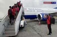 پرواز کاروان تیم پرسپولیس به سمت هند