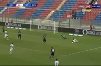 خلاصه مسابقه فوتبال کروتونه 0 - اینتر 2