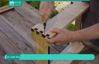 ساخت کندو عسل بصورت مرحله به مرحله