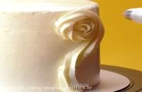 ایده های تزیین کیک رنگین کمانی مخصوص مهمانی