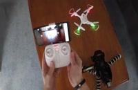 سه روش بلند کردن کوادکوپتر محبوب و ارزان syma x23w/ایستگاه پرواز