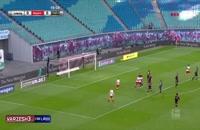 خلاصه مسابقه فوتبال لایپزیش 0 - بایرن مونیخ 1