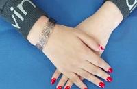 دستبند مسی مذهبی محمد رسول اله