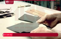 آموزش کفش چرم - تولید کفشLouis Vuitton