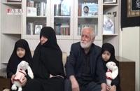 شهید پاشاپور/  پدر شهید: داوطلبم به سوریه بروم