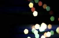 ویدیو فوتیج بوکه های رنگارنگ 21