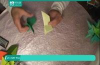 طری های سه بعدی و زیبا با هنر تا کردن کاغذ