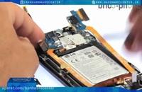 آموزش تعویض باتری موبایل ال جی