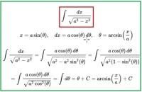 فیلم آموزش ریاضی - تغییر متغیر مثلثاتی برای محاسبه انتگرال از سایت تدریس خصوصی ایران مدرس