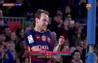 پنج گل برتر راکیتیچ با پیراهن بارسلونا